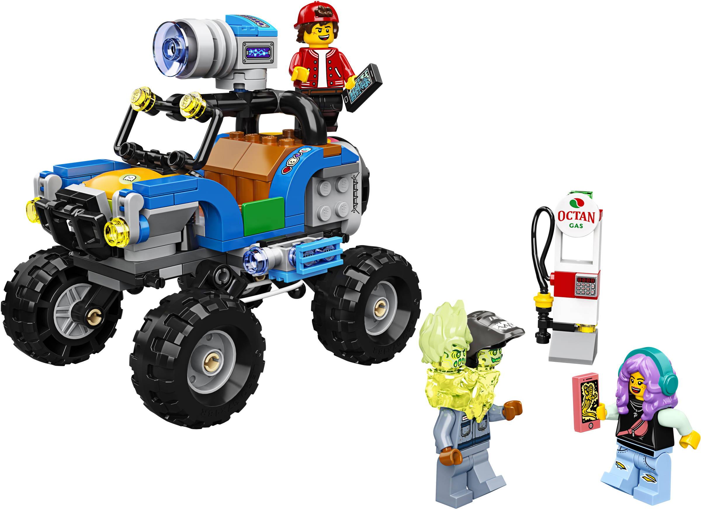 LEGO 70428-1: Jack's Beach Buggy