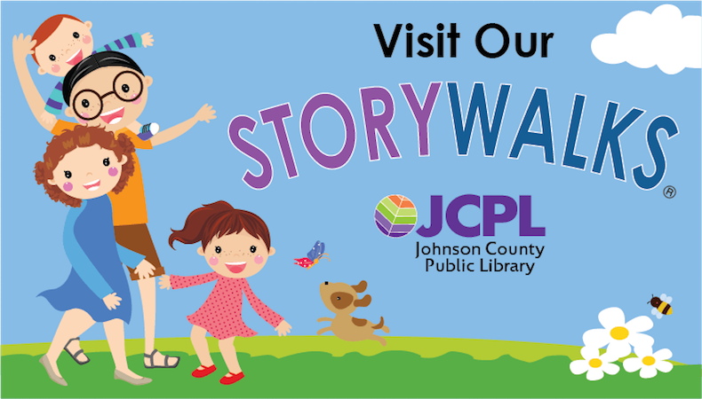 Visit Our StoryWalks All Year Long