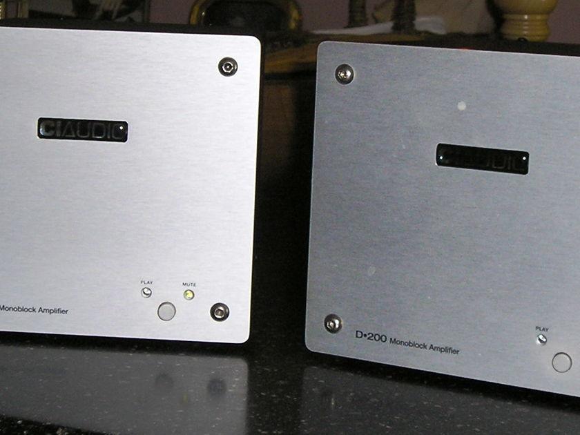 Channel Islands Audio D-200 Monoblock Matched Pair