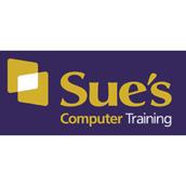 Sues Computer Training Company logo