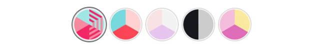 Sophie Shorties Colors