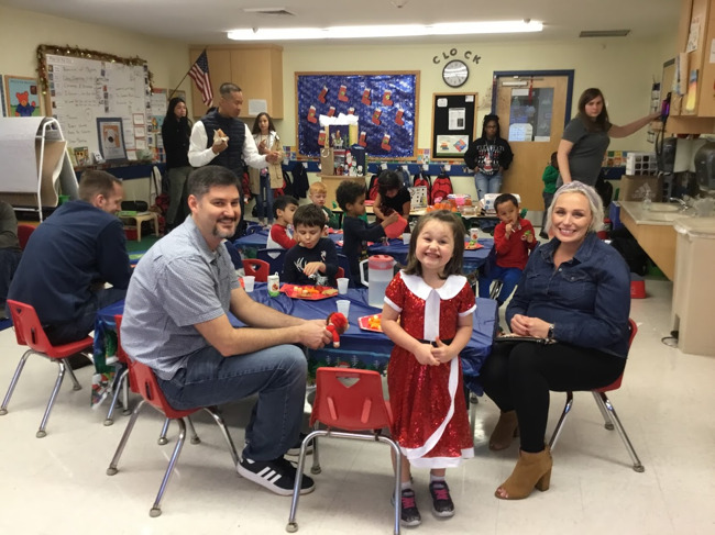 holidays, winter, Christmas, clear lake, 77062, daycare, child care, infant, toddler, preschool, prekindergarten, pre-k