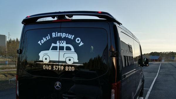 Taksi Rimpsut Oy