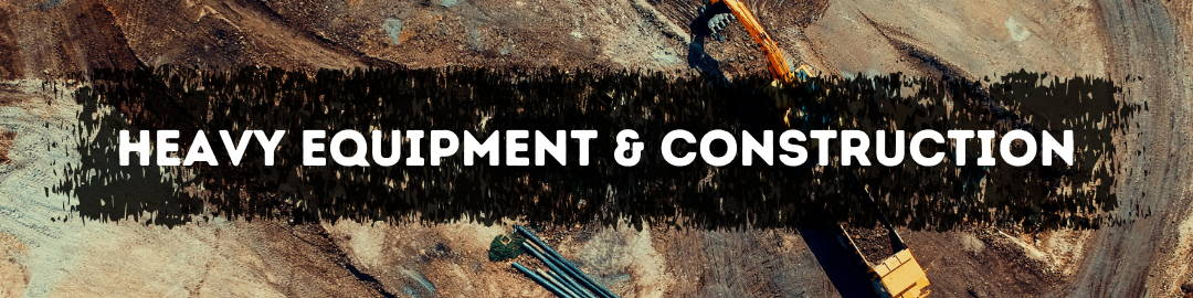 heavy construction and equipment