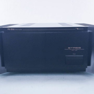 PA-5A II Stasis Stereo Power Amplifier