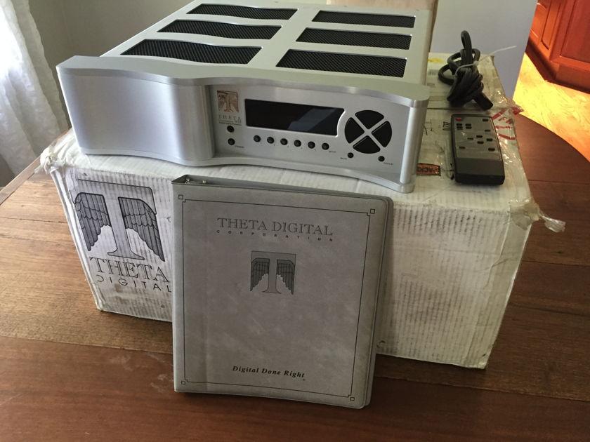 Theta Digital Generation VIII, Series 3 DAC, Pre-amplifier