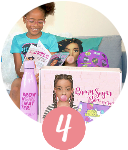 #BrownSugarKids Brand Ambassador Search - Benefit 4: Exclusive Sneak Peeks