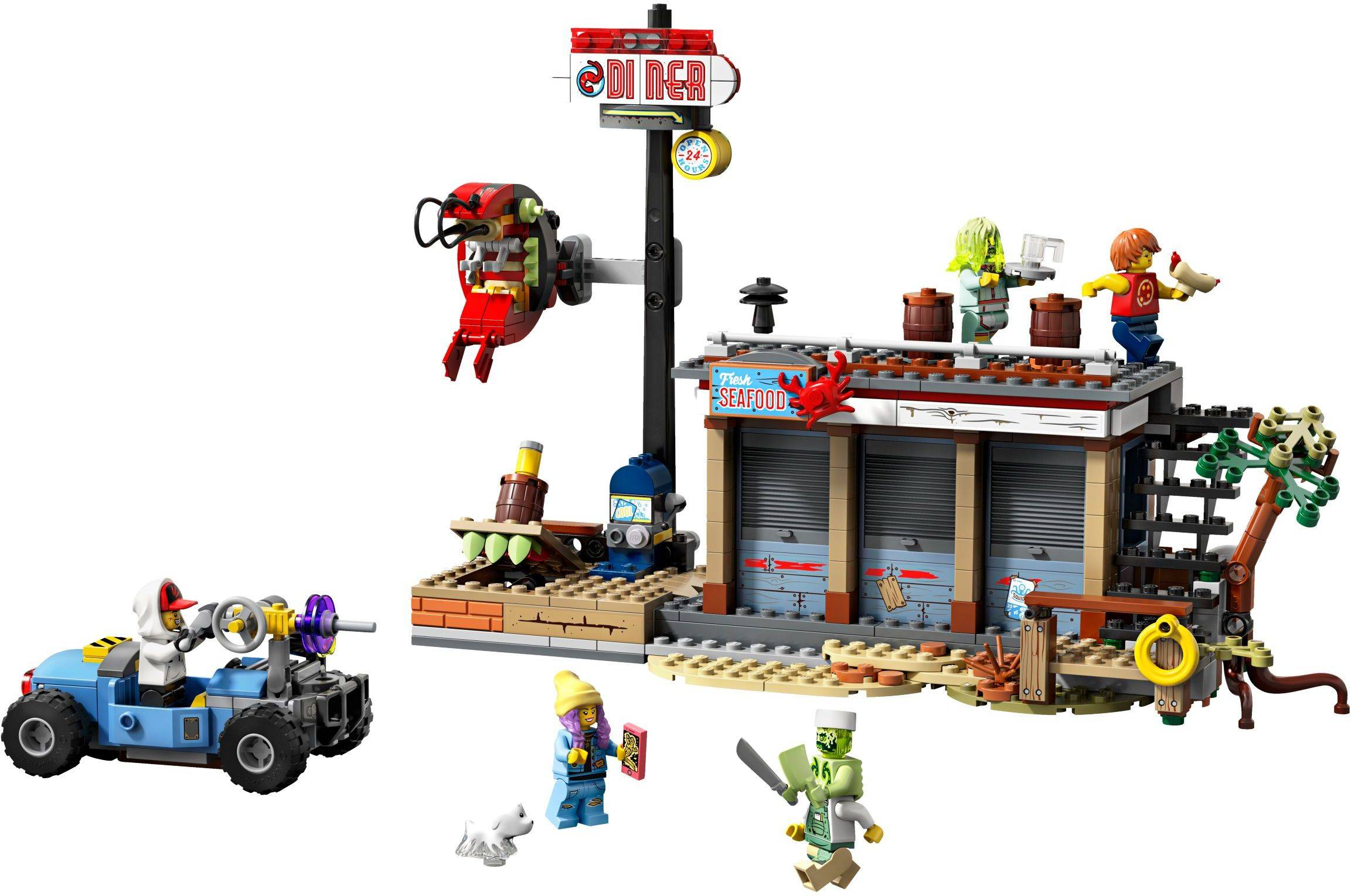 LEGO 10179 Ultimate Collector's Millennium Falcon