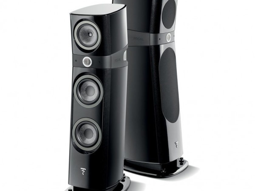 Focal Sopra 2 Reference Loudspeakers, NEW