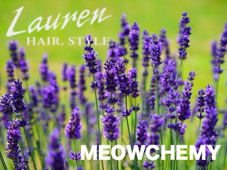 Lavender Loves Set + Salon Hair