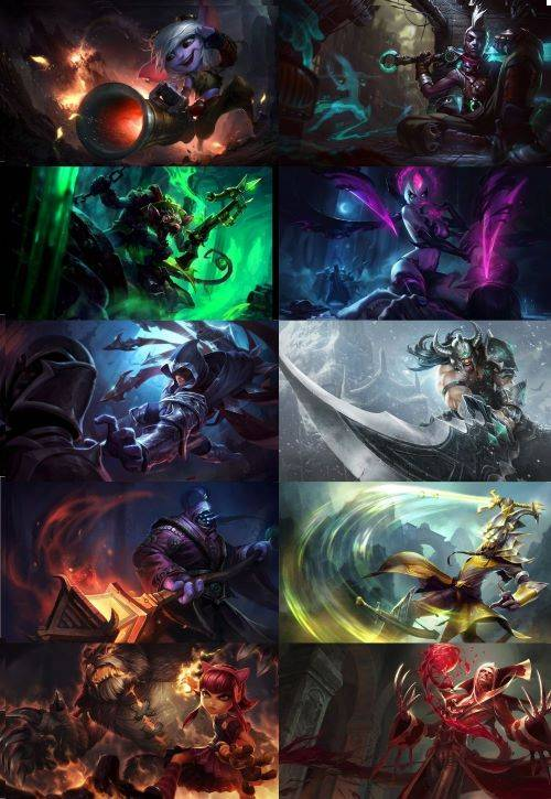 The 10 Best Champions to Carry Low ELO With and Why