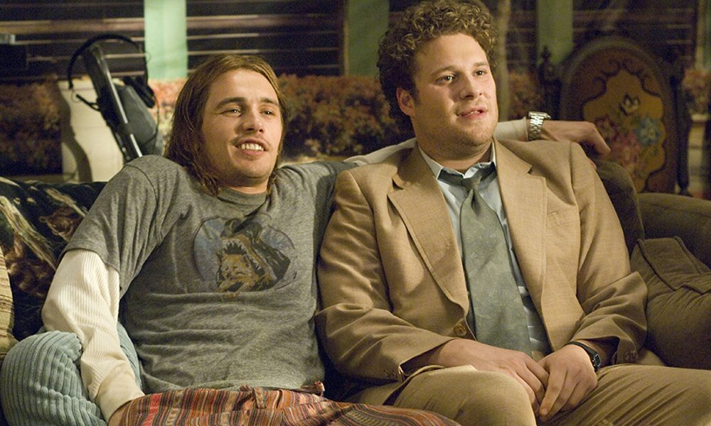 Seth Rogan in Pineapple Express