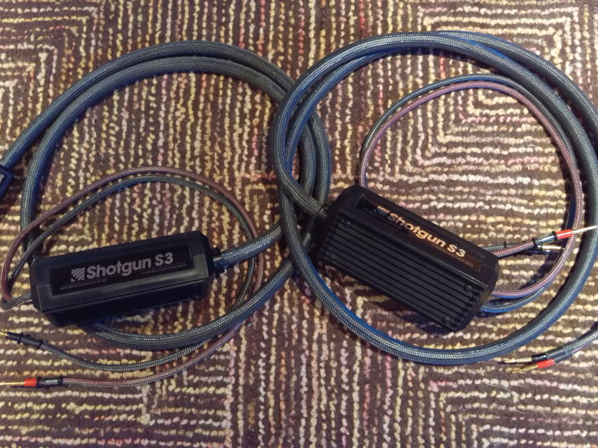 MIT Cables S3 Speaker Cables 12 ft pair - Bananas