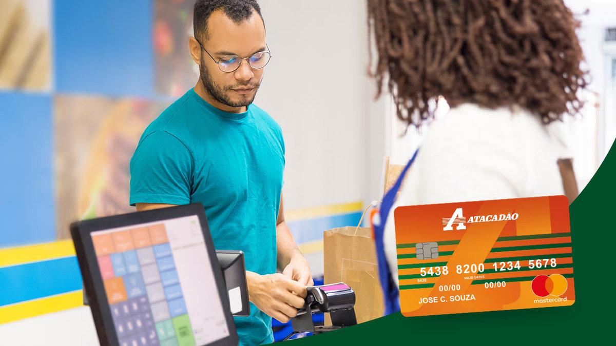 7 vantagens do cartão Atacadão