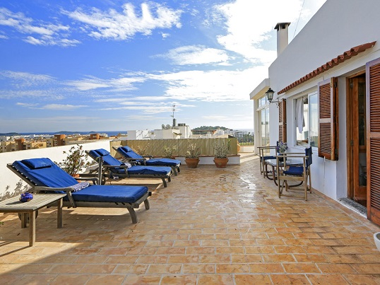 Ibiza - Mediterranean house for sale on the popular Balearic island of Ibiza