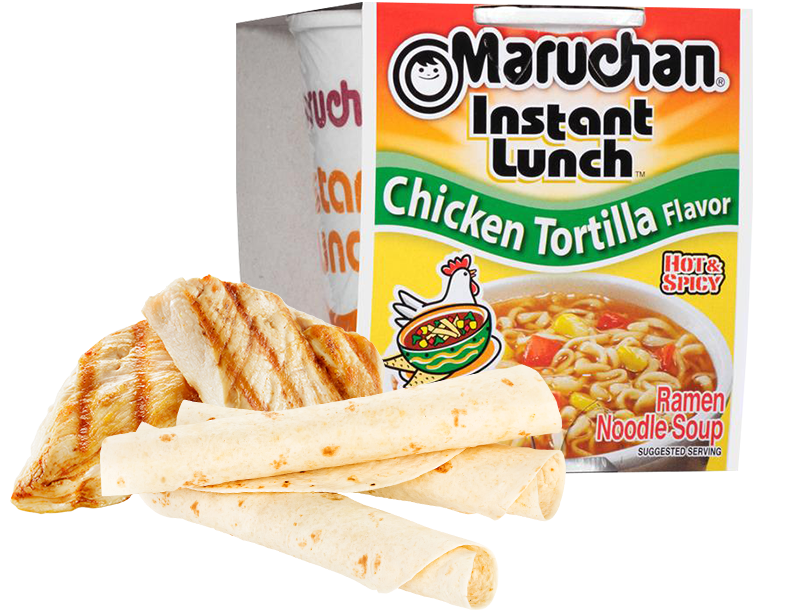 Chicken Tortilla Flavor