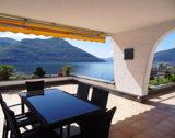 Ascona - Apartment with 4.5 rooms and fantastic lake view