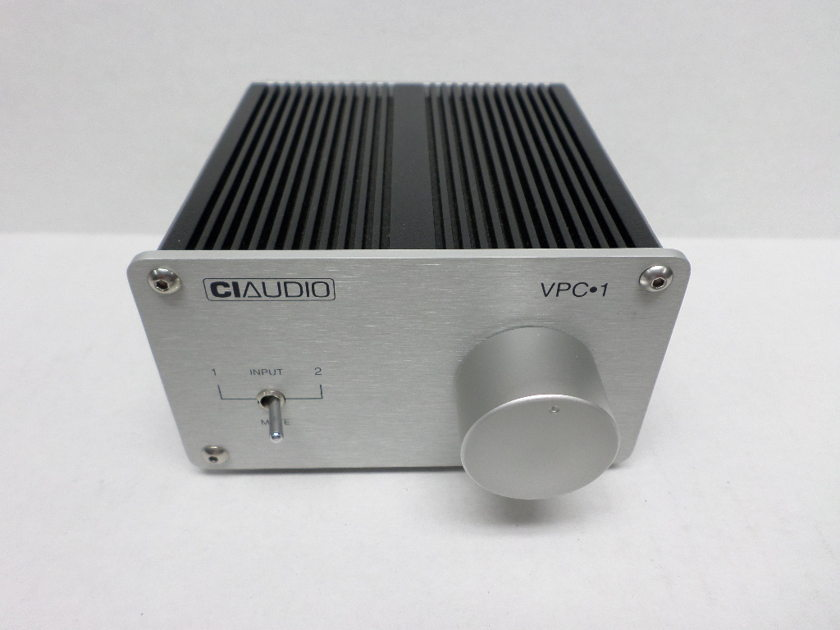 CIAudio Channel Islands Audio  VPC-1 Passive Volume Control Preamp FREE Shipping