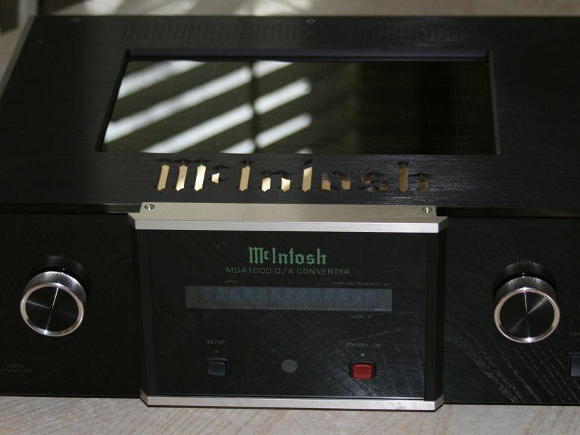 McIntosh MDA1000 D/A Converter