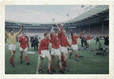 England Football Team 1966
