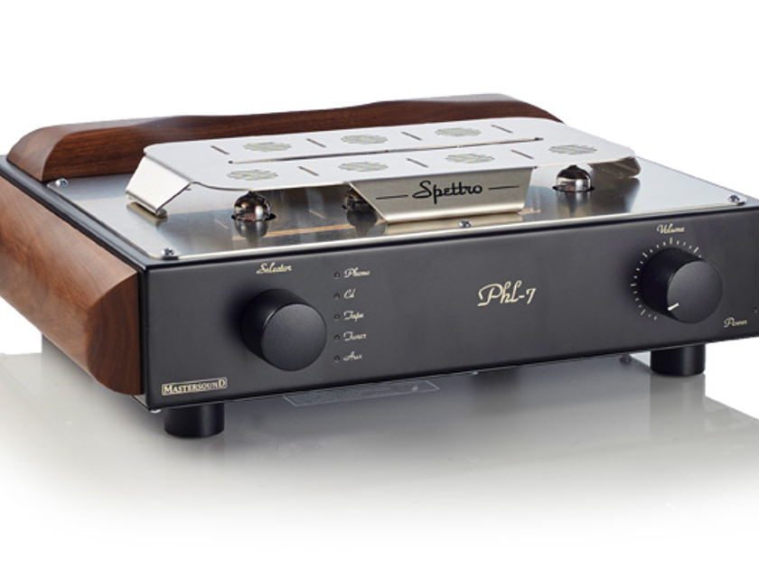 MASTERSOUND SPETTRO TUBE PRE-AMP WORLD CLASS!