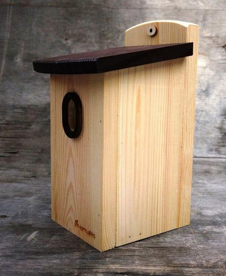 Деревянный скворечник Бельгийский для небольших птиц