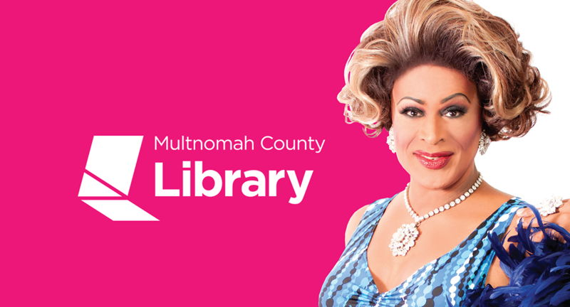 Drag Queen Banned Books Bingo
