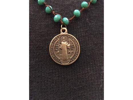 St. Benedict Pendant Necklace