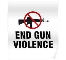 stop gun violence banner