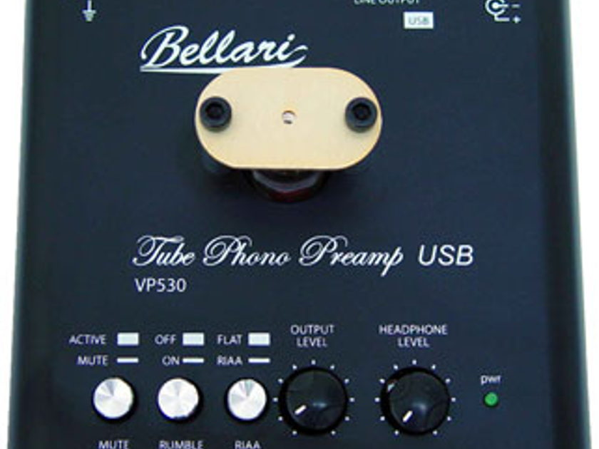 Bellari  VP-530  USB Phono Preamp