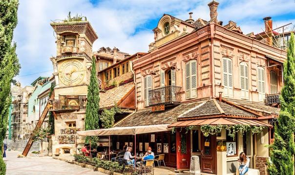 Легенды вечных городов Тбилиси и Мцхеты