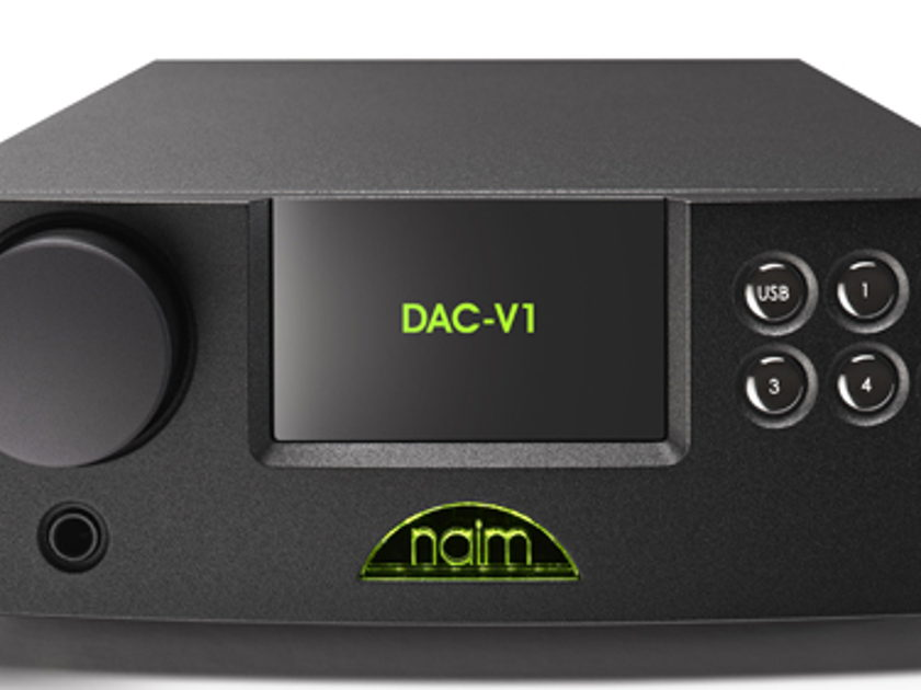 Naim Audio DAC V1 Like New Store Demo!