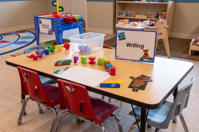 now open, pre-register, enroll now, open house, preschool, infant care, toddler care, pre-kindergarten
