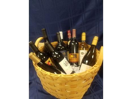 Basket of Wine