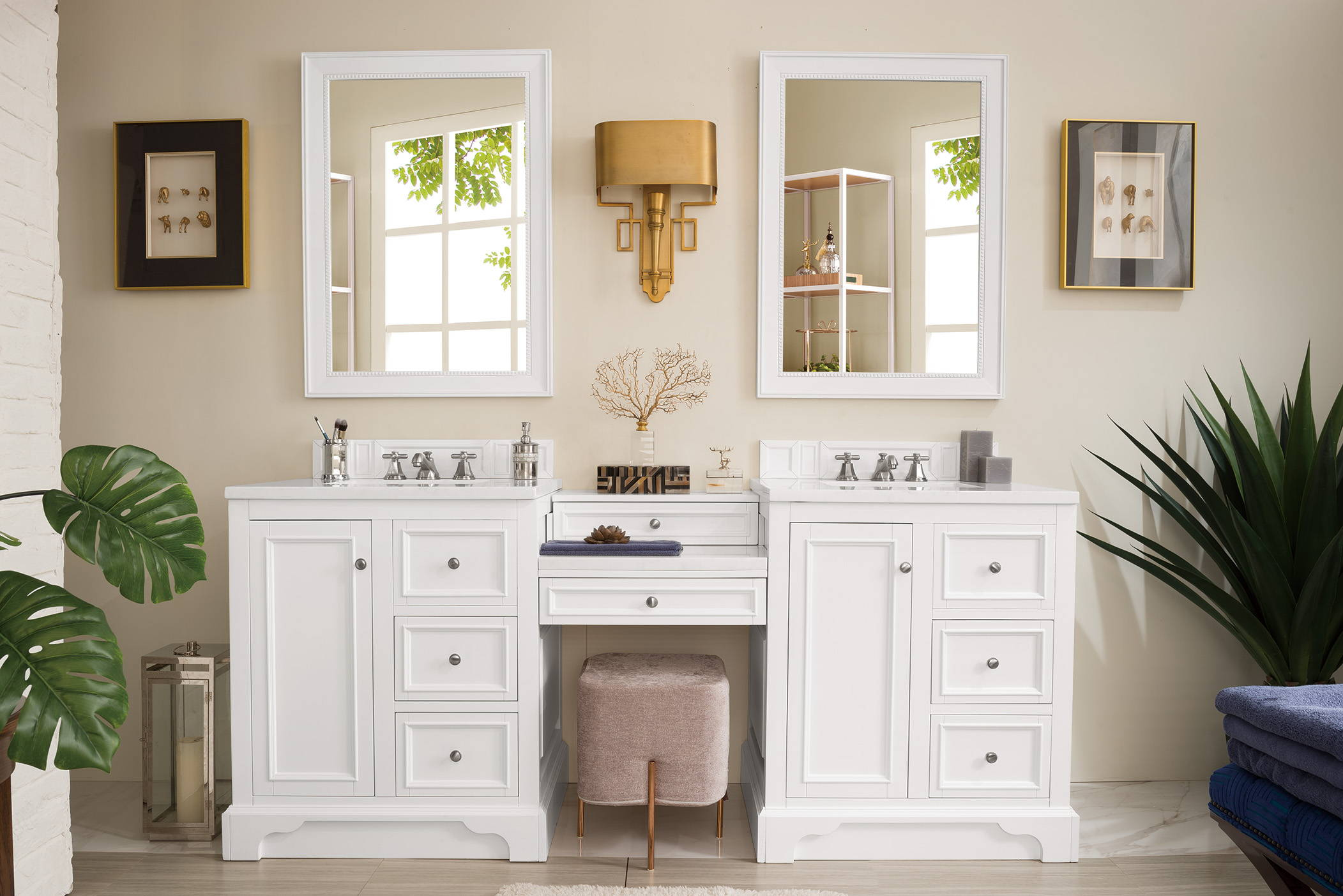 82 inch bathroom vanity