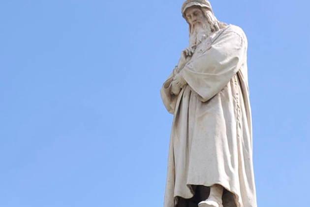 По следам Леонардо да Винчи
