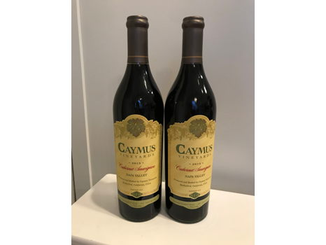 Caymus 2015 Cabernet Savignon