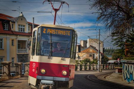 Belgrade by City Tram- Private Tour