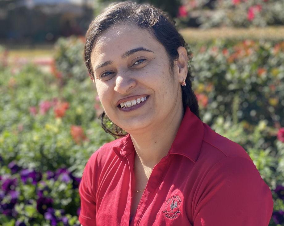 Mrs. Zohra Sachwani , Early Preschool I Teacher