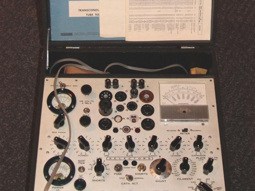 HICKOK 539C Tube Tester
