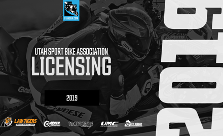 UtahSBA 2019 Race License