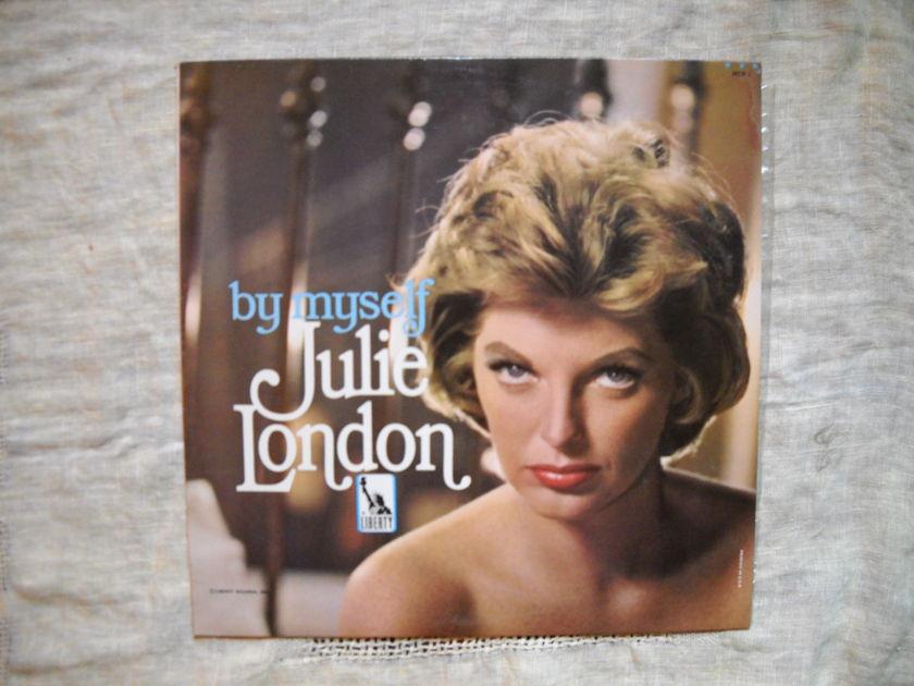 """Julie London - """"By Myself"""" SEALED"""