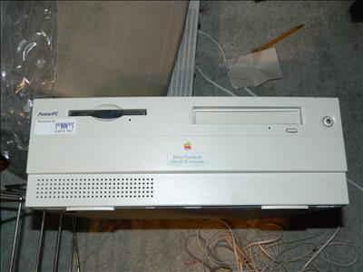Mac power PC