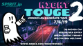 NIGHT TOUGE 2: UnderGlow Comeback Tour  - 07/06/19
