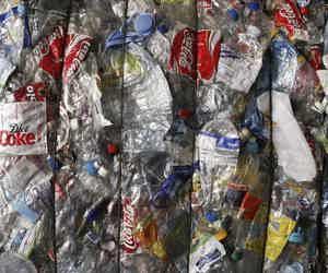 You may be ingesting plastics weekly