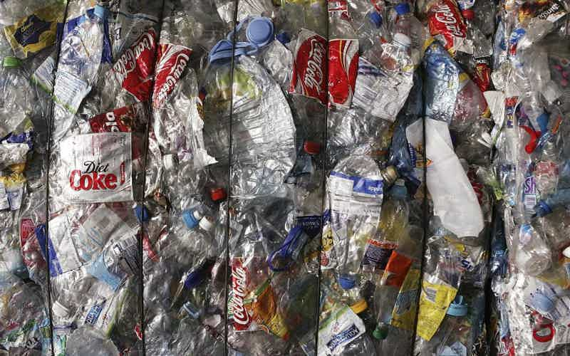 You may be ingesting plastics weekly