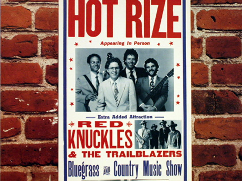 Hot Rize - Hot Rize with Red Knuckles & The Trairblazers Bluegrass & Country Music