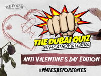 صورة ANTI VALENTINES QUIZ WITH CATBOY& LORRA
