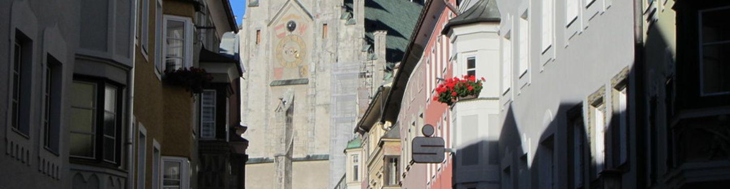 Экскурсия по городу Швац