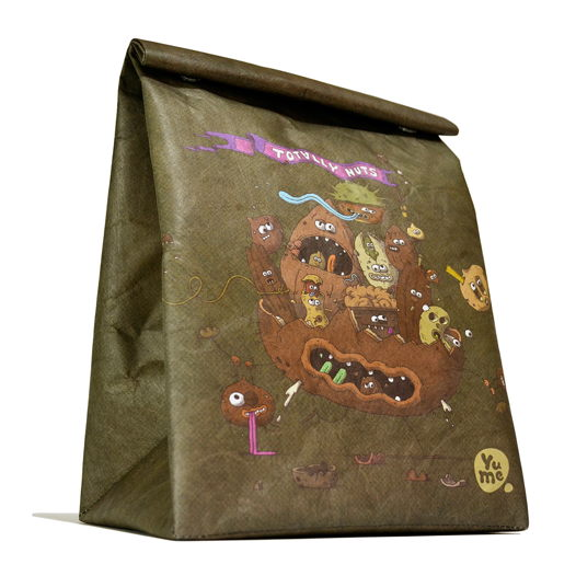 "Термо-сумка Youshi Lunch Bag ""Totally Nuts"" от YuMe"
